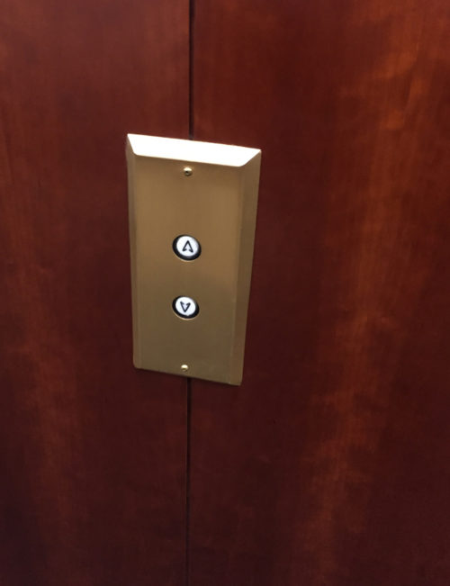 Touch⨁Point – Elevator Call Button Panel