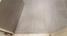 Grout Dynamics shown on 12″ x 12″ tiles