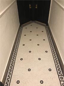 Carpet Removal – Tile Restoration