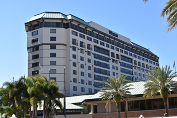 Westin Hotel Gets a Facelift