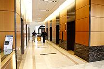 Elevator Lobby Oxidation