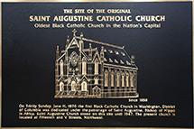 Bronze Commemorative Plaque