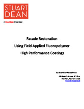 Facade Restoration using High Performance Coatings