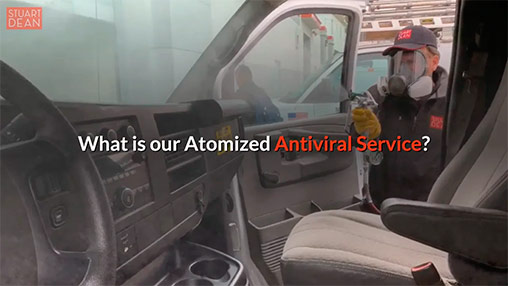 Stuart Dean Total⨁Point Atomized Antiviral Service